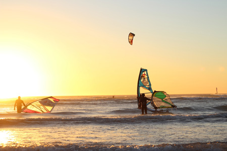 Kiteschulung in Cape Town by Spintout Sport Shop