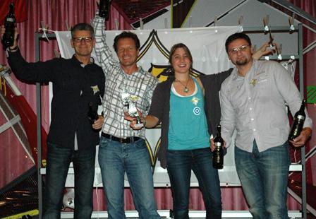 Erfolgreiches Spinout Regatta Team